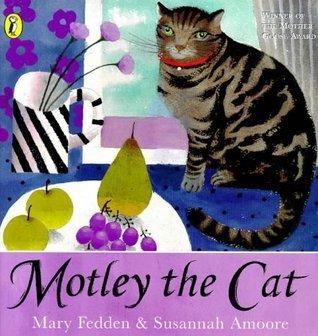 Motley the Cat  by  Susannah Amoore