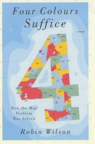 Four Colours Suffice: How The Map Problem Was Solved Robin J. Wilson