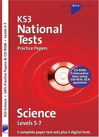 Letts Key Stage 3 Practice Test Papers - KS3 National Test Practice Papers Science 5-7 QCA CD-Rom Tests: Levels 5-7  by  Jackie Clegg