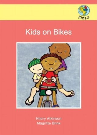 Kids on Bikes Hilary Atkinson