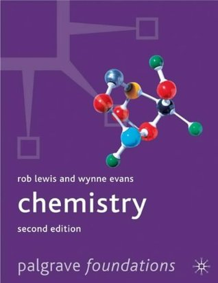 Chemistry 2nd ed (Palgrave Foundations Series) Rob Lewis