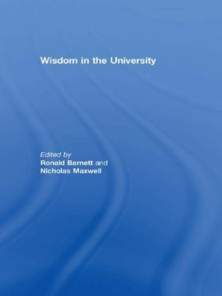 Wisdom In University Barnett  by  Ronald Barnett