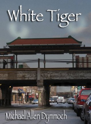 White Tiger  by  Michael Dymmoch