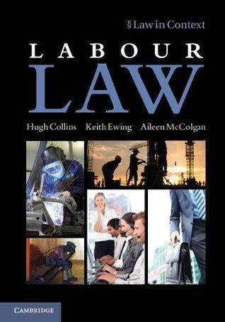 Labour Law Hugh Collins
