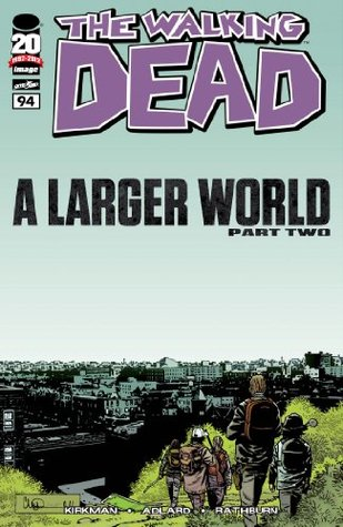 The Walking Dead #94 Robert Kirkman