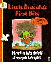 Little Draculas First Bite Martin Waddell