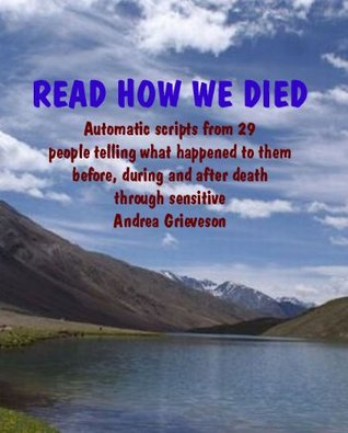 Read How We Died Andrea Grieveson