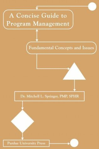 Concise Guide to Program Management  by  Mitchell L. Springer