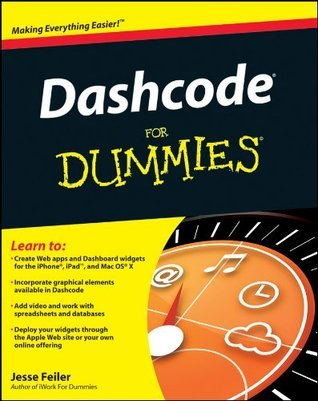 Dashcode For Dummies Jesse Feiler