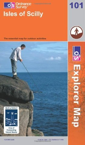 Isles of Scilly (Explorer Maps) Ordnance Survey