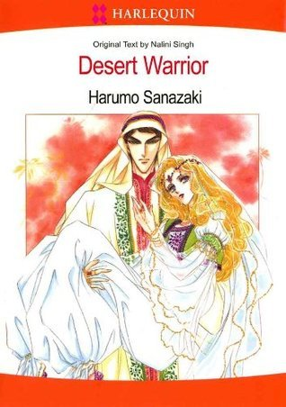 Desert Warrior  by  Harumo Sanazaki