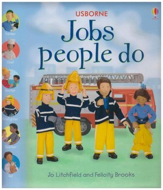 Jobs People Do Felicity Brooks