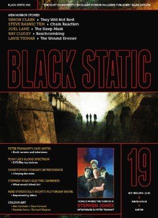 Black Static #19 Andy Cox