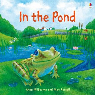 In The Pond (Picture Book)  by  Anna Milbourne