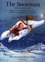 Blake The Snowman Easy Piano Suite Howard Blake