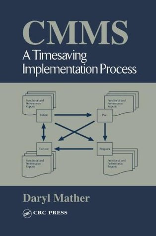 CMMS: A Timesaving Implementation Process (Plant Engineering Series)  by  Daryl Mather