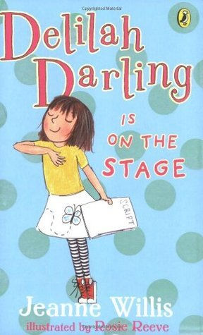 Delilah Darling is on the Stage Jeanne Willis