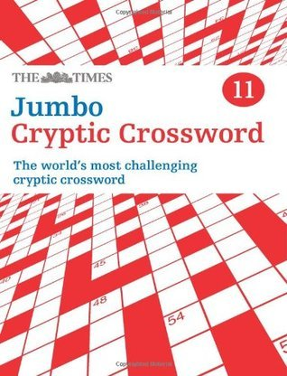 Times Jumbo Cryptic Crossword 11 The Times Mind Games