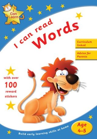 I Can Read Words Egmont