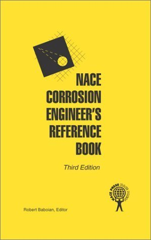 Nace Corrosion Engineers Reference Book  by  R. S. Treseder