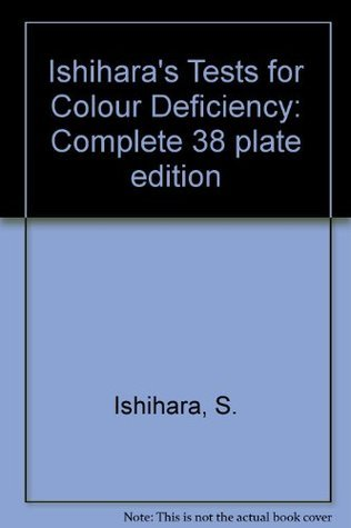 Tests for Colour Blindness  by  Shinobu Ishihara