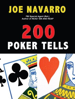 200 Poker Tells Joe Navarro