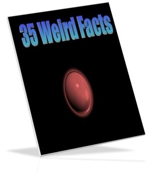 35 Weird Facts secondome solutions