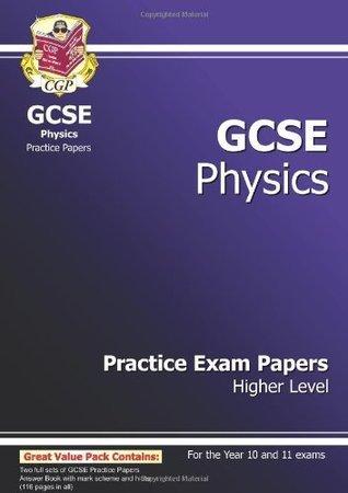 Gcse Physics Practice Papers CGP Books