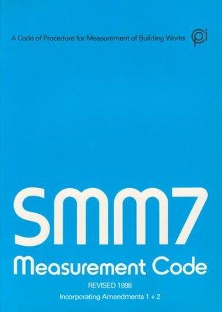 Smm7 Measurement Code  by  Rics