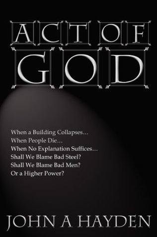 Act Of God  by  John A. Hayden