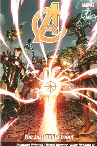 Avengers Vol.2: The Last White Event Jonathan Hickman