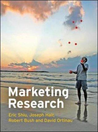 Marketing Research  by  Eric Shiu