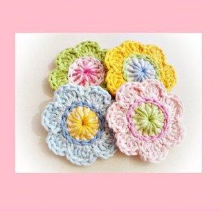 Crochet Flowers Pattern OH 02  by  Wonderful Hands
