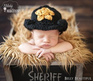 Cowboy Hat Knitting Pattern - 6 Size Included  by  Melody Rogers
