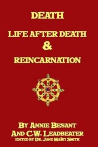 Life After Death Charles W. Leadbeater