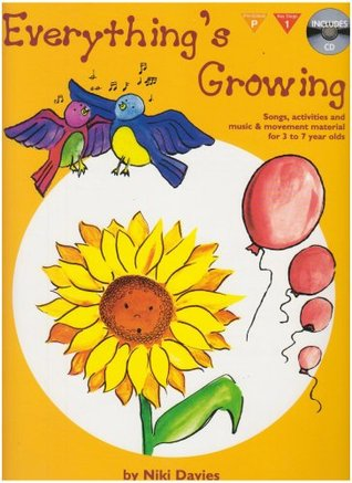 Everythings Growing  by  Niki Davies