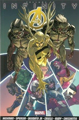 Avengers Vol.3: Infinity Prologue Jonathan Hickman