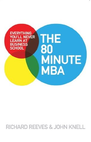 The 80 Minute MBA Richard Reeves