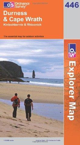 446: Durness & Cape Wrath  by  Ordnance Survey