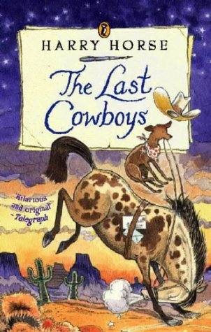 Last Cowboys  by  Harry Horse