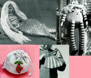 Crocheted Novelty Bags for Children Unknown