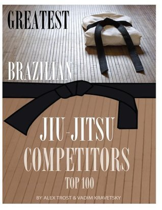 Greatest Brazilian Jiu Jitsu Competitors: Top 100 Alex Trost