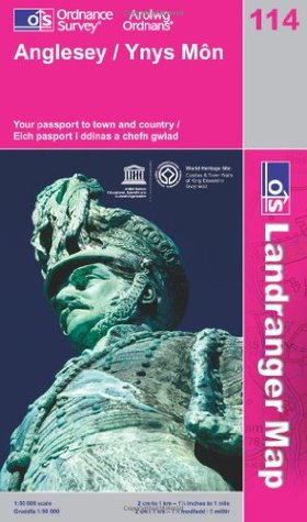 Anglesey: Ynys Mon: Your Passport to Town and Country Ordnance Survey
