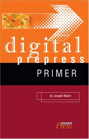 The PDF Print Production Guide  by  Joseph Marin