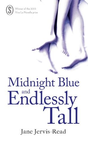 Midnight Blue And Endlessly Tall Jane Jervis-Read
