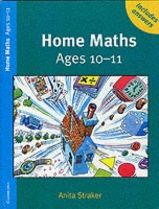 Home Maths Ages 10-11 Trade Edition Anita Straker