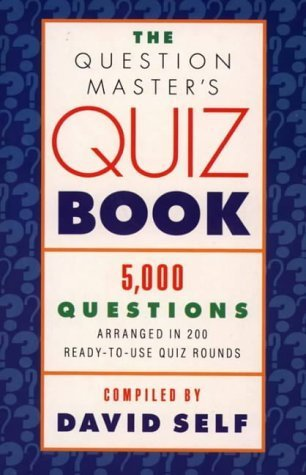 The Questionmasters Quizbook David Self