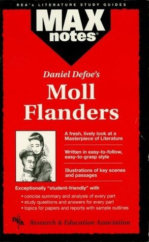 Moll Flanders (MAXNotes Literature Guides) Susan Gallagher