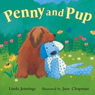 Penny And Pup Linda M. Jennings