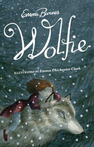 Wolfie: 1  by  Emma Barnes